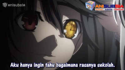 Download Date a Live Episode 7 Subtitle Indonesia