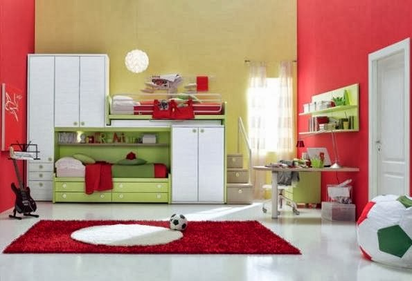 Modern Bedroom Furniture For Children