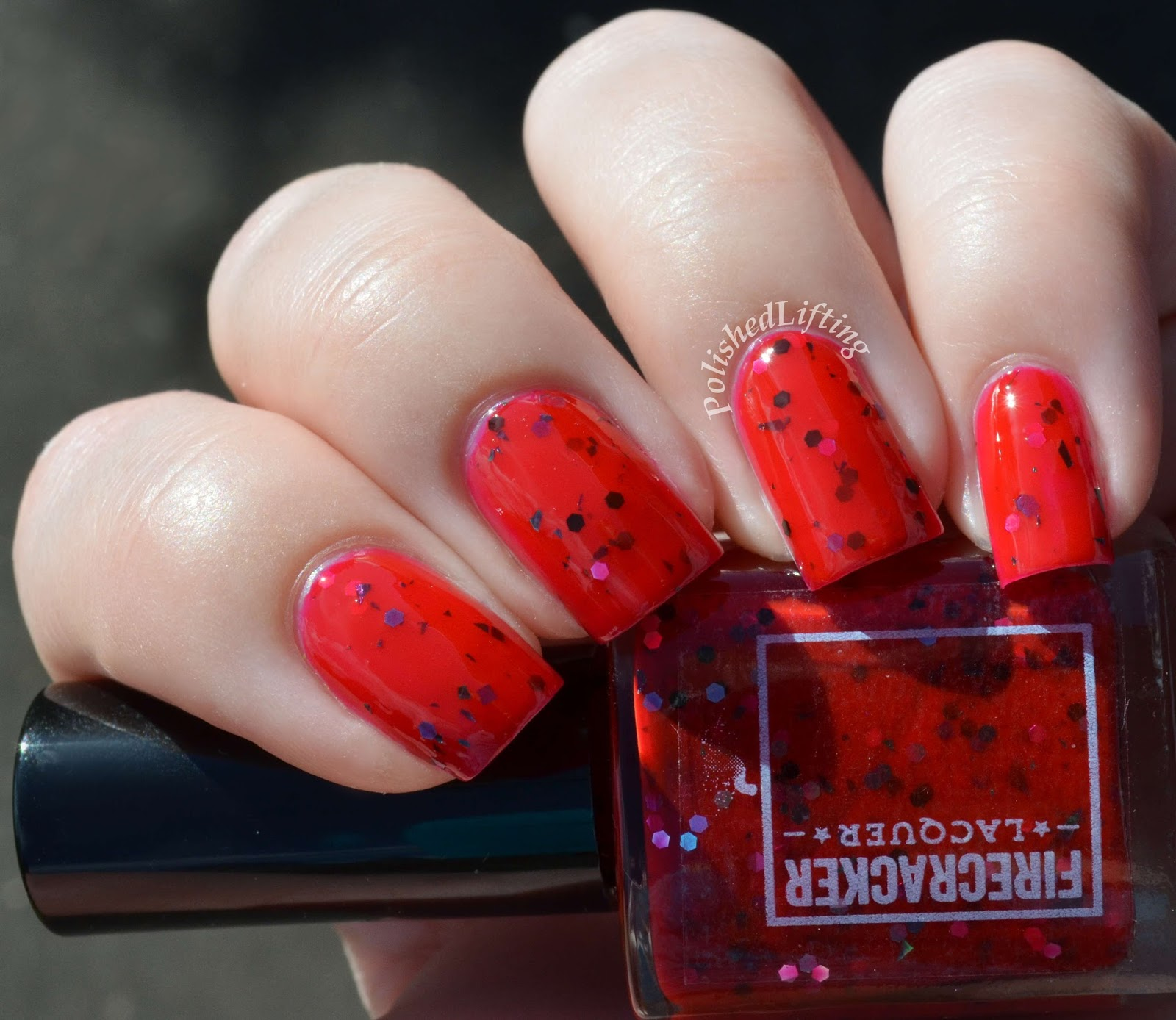 Firecracker Lacquer Marriage Marred by Murder Everyone I Love Is Dead collection