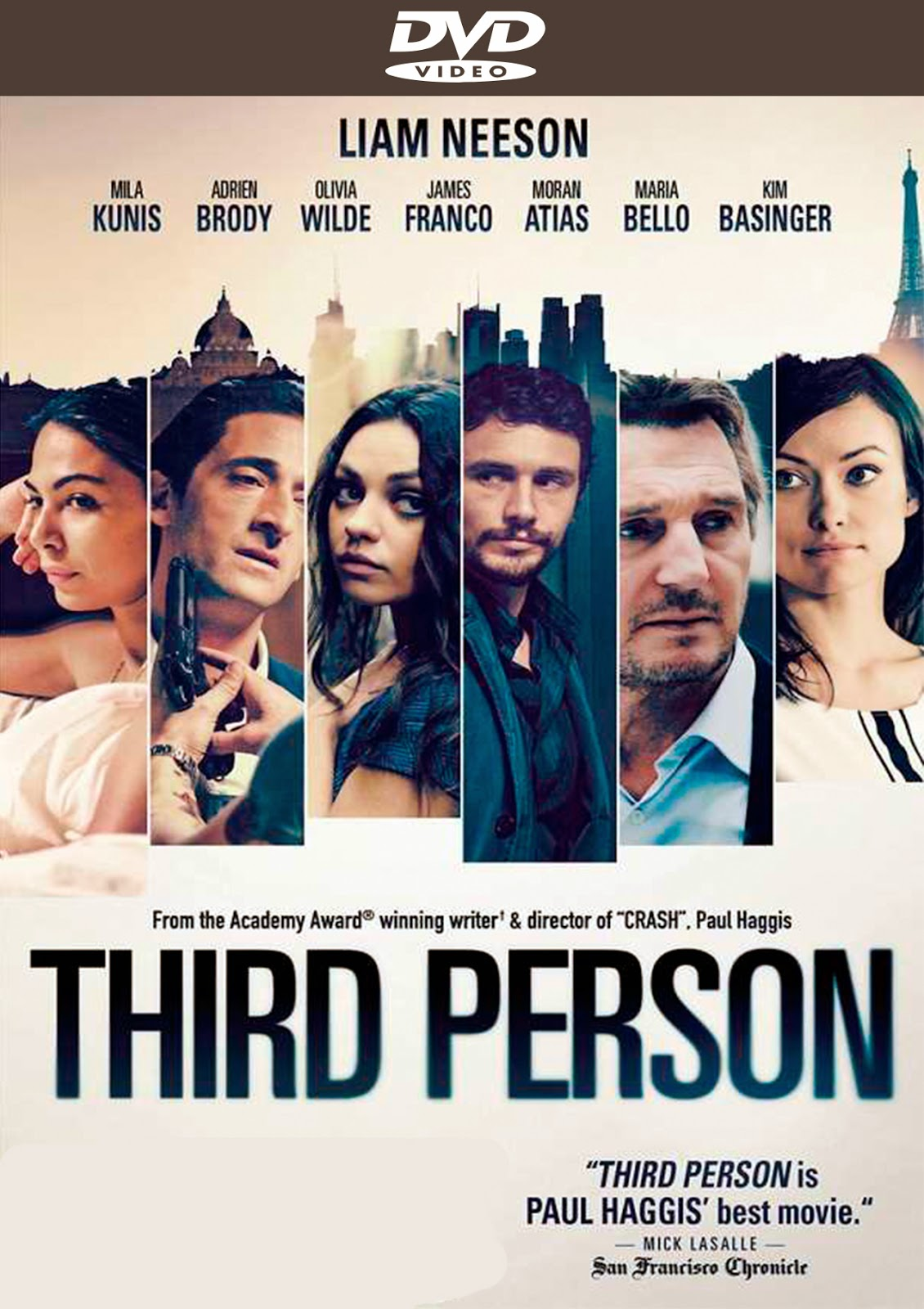 Third Person [2014] [Latino/Ingles]
