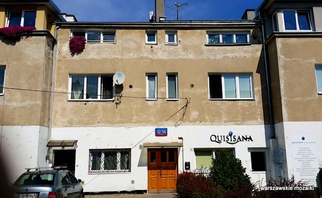 Warszawa Żoliborz Osiedle Dziennikarskie Polkowo Warsaw wille