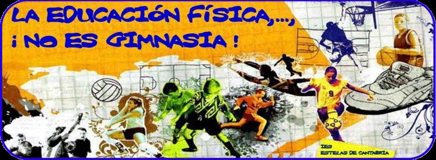 EDUCACIÓN   FÍSICA   EN   EL   INSTITUTO