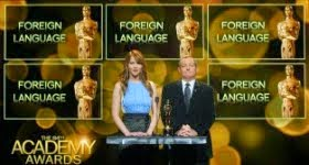 Listado Provisional - Oscar a la mejor película de habla no inglesa