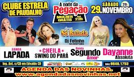 CLUBE ESTRELA DE PAUDALHO - A NOITE DA PEGAÇÃO.