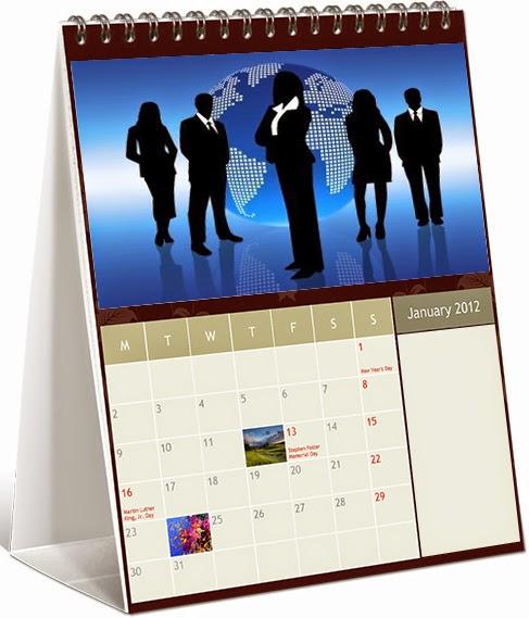 Cetak Kalender Murah di tangerang