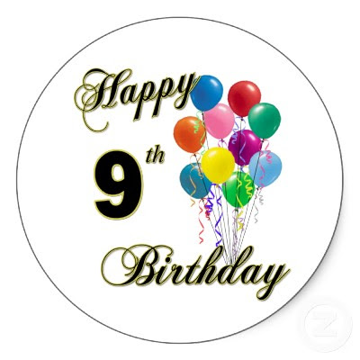 happy_9th_birthday_gifts_and_birthday_apparel_sticker-p217864685038855470q0ou_400.jpg