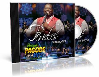 CD Péricles   Sensações (2012)
