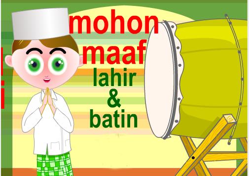 Ucapan Idul Fitri Dalam Bahasa Jawa 2013