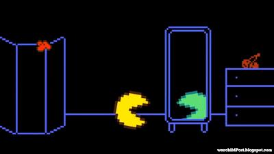 Pac Man secret terrible dorkly Pixel desser mirror warchildPost
