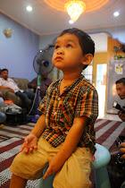 Irfan 2 Years & 5 Months