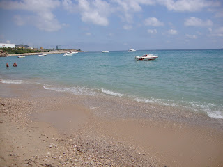 Small Beach turquoise sea photos - Vandellòs - l'Hospitalet de l'Infant - Tarragona - Spain Beach