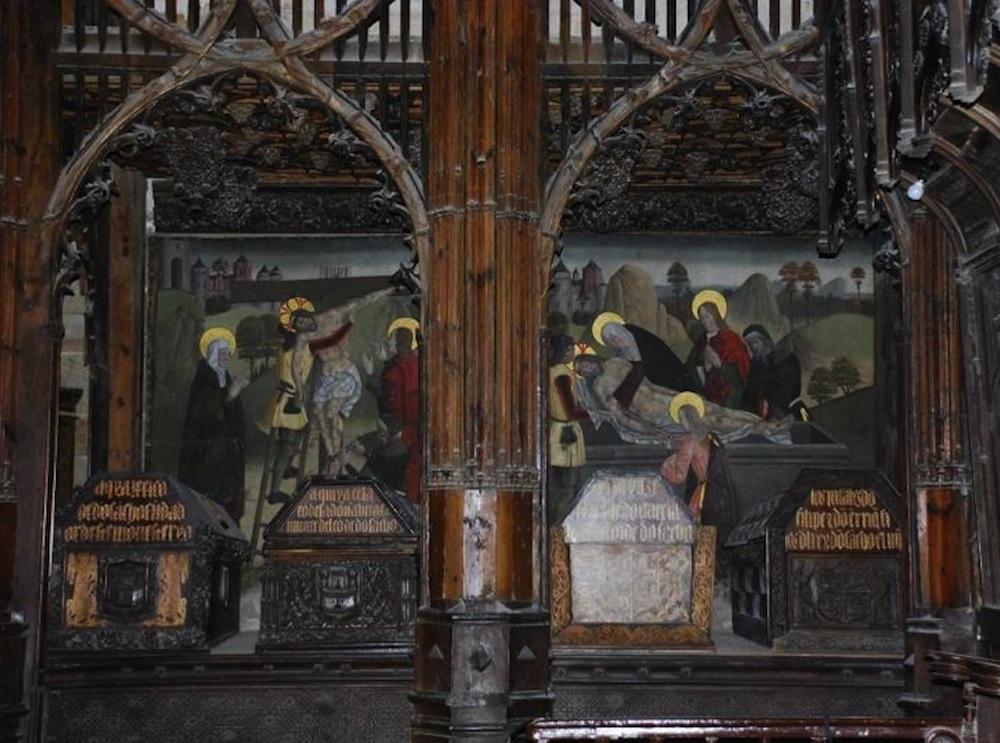 Buscando montsalvatge o a monasterio de san salvador for Enrique cuarto de castilla