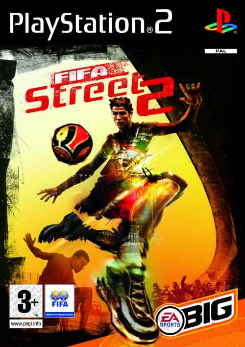 Cheat Fifa Street Game