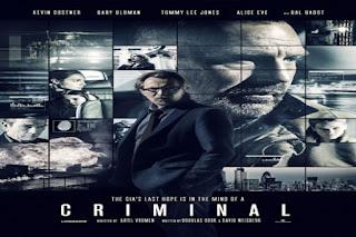 Sinopsis Criminal (2016)