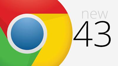 تحميل متصفح جوجل كروم فى اصدارة الاخير 43