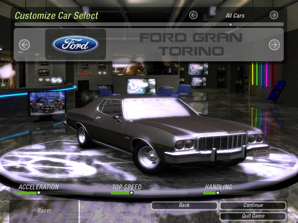 Nfs Underground 2 Mods April 2011