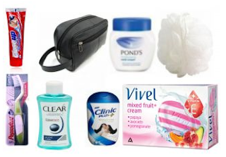 Shopclues : Combo offer Get toothpast, toothbrush, oil, soap, cream, molife leather bag Buytoearn