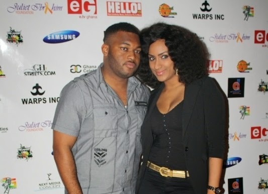 juliet ibrahim husband