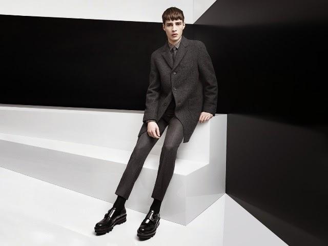 Z Zegna Hombres - Otoño Invierno 2014-2015  - menswear – lookbook – catálogo otoño – sartorial moderno – trajes – ropa masculina