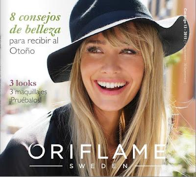 Catalogo Oriflame C-13 2015 España