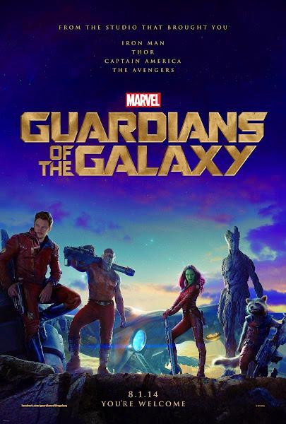 Guardianes de la Galaxia DVDRip Latino