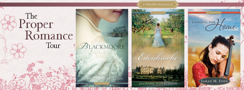 Proper Romance Tour With Updates Julianne Donaldson