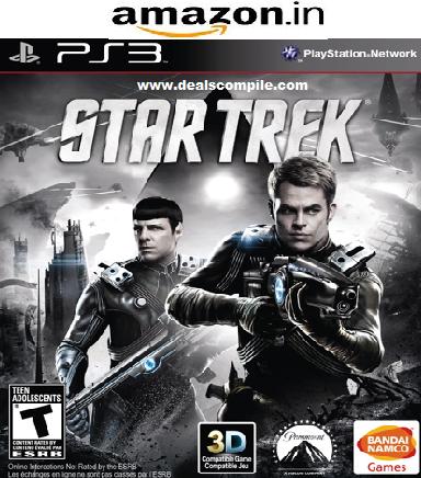 Star Trek (PS3) worth Rs.2999 at Rs.99