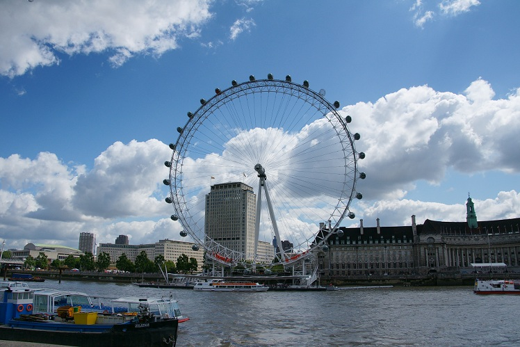 The London Eye!