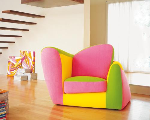 Muebles para la Habitación de los Niños con mucho Color - Muy ...