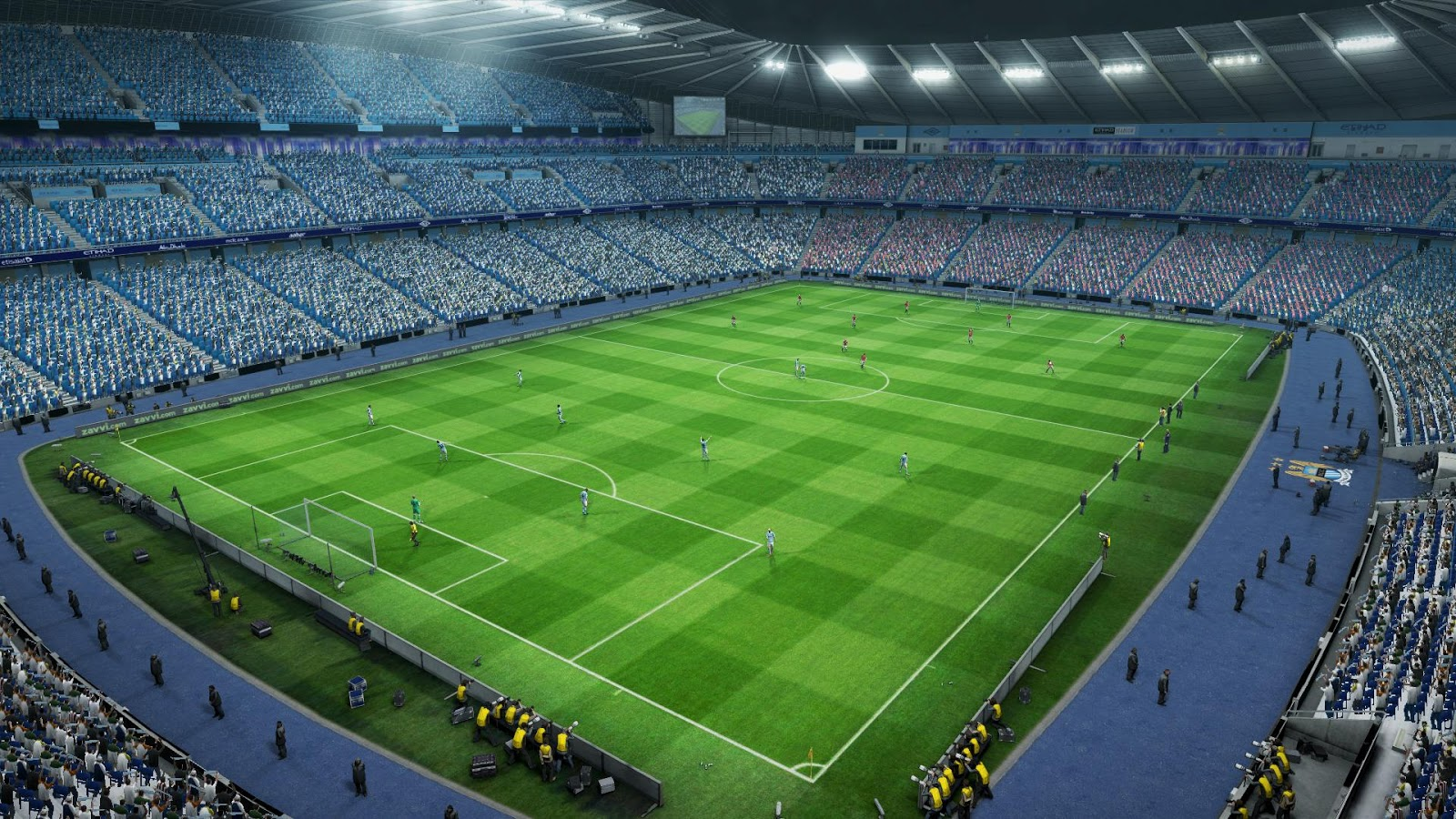 etihad stadium - photo #1