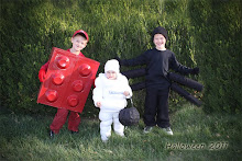 Boys - Halloween 2011