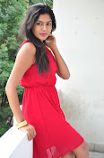 Akshitha New Stills at Mounam Movie Launch-thumbnail-5