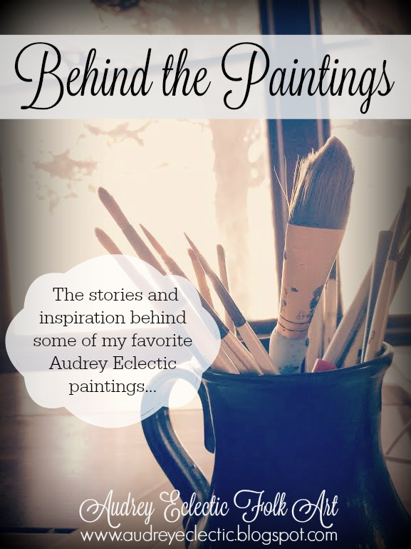 Behind the Paintings Series