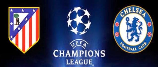 Ver Chelsea vs Atlético Madrid en vivo | Miércoles 30 de Abril de 2014 |  Semifinal VUELTA, Champions 2013-14 Online