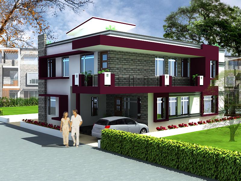 Duplex House Plans