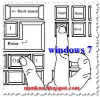 Các phím tắt mới trong Windows 7  - http://namkna.blogspot.com/