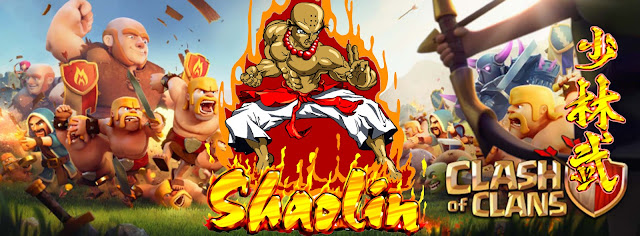 Shaolin Clash Of Clans
