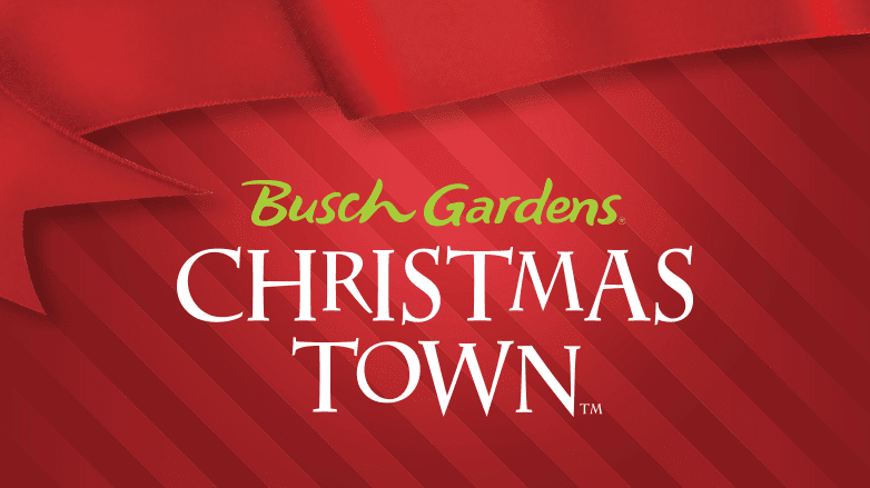 Loving life christmas town at busch gardens tampa - Busch gardens tampa christmas town ...