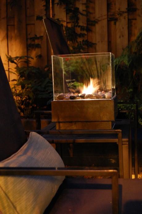 diy fabriquez un brasero design initiales gg. Black Bedroom Furniture Sets. Home Design Ideas