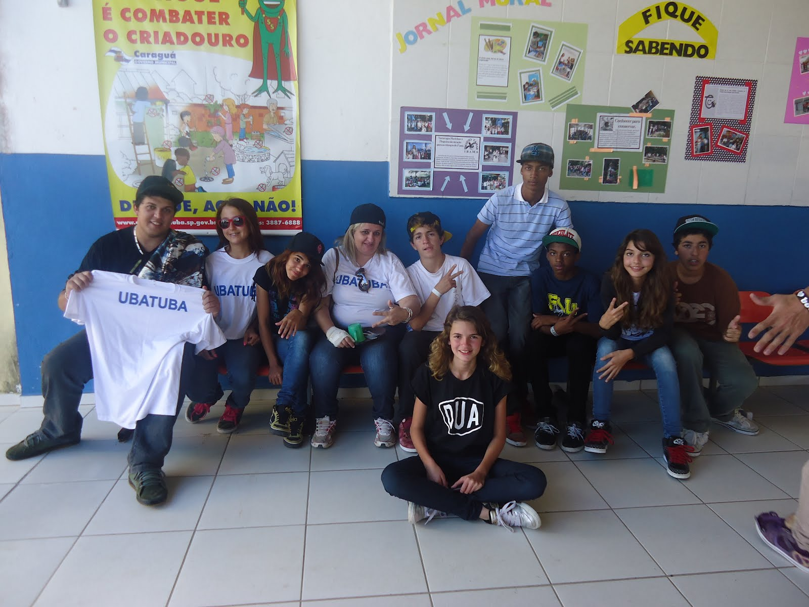 #JOGOSREGIONAIS #CARAGUÁ #2012