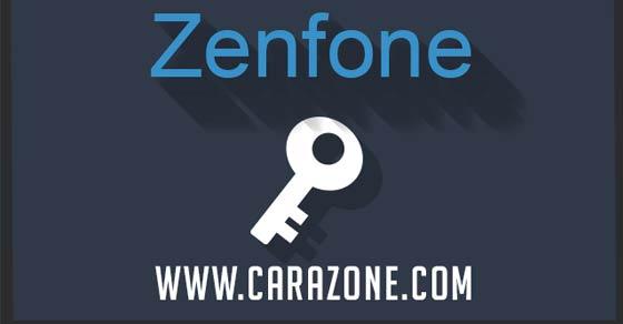 Cara Mengunci Aplikasi Asus Zenfone 4 5 6 2 Tanpa Aplikasi pihak Ke 3