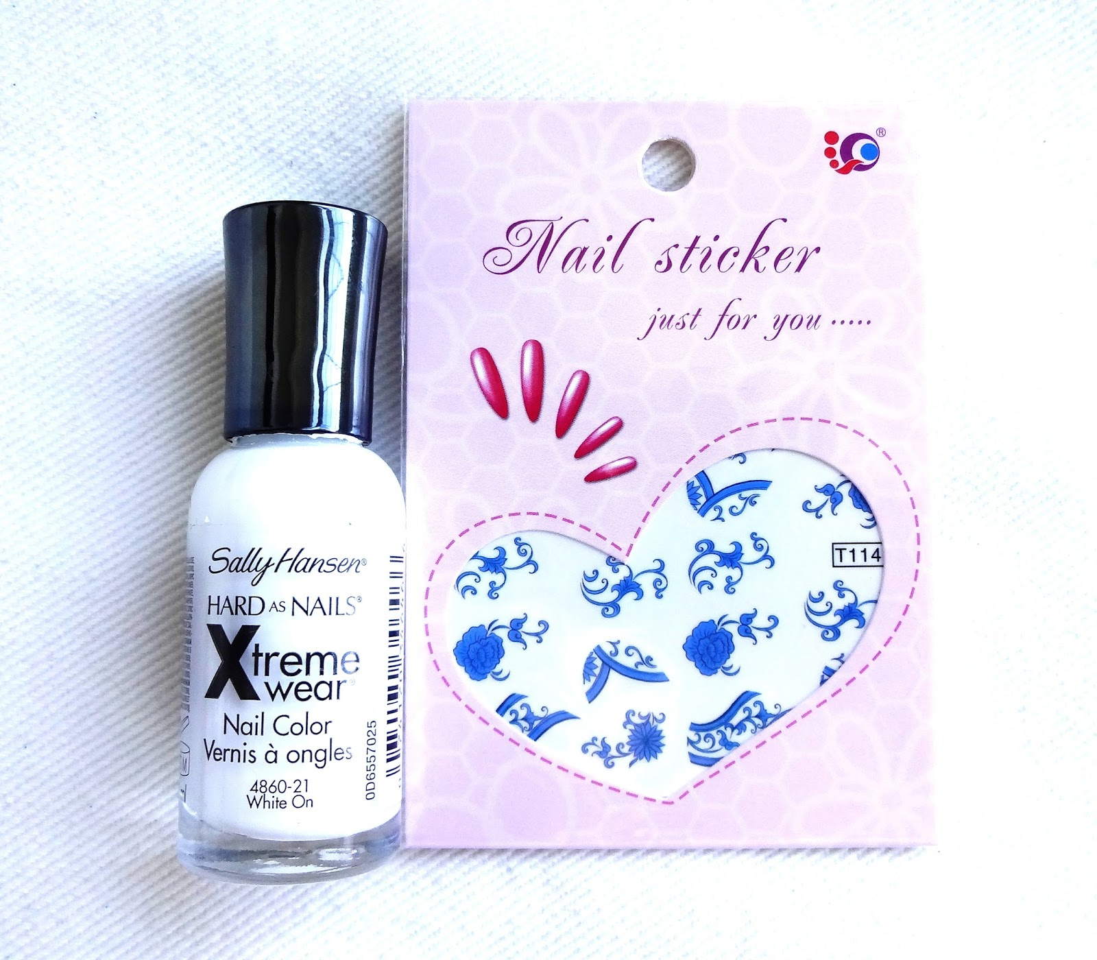 Nail Polish and Decals