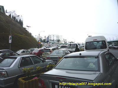 48,000 Cars Went Up Genting In Two Days