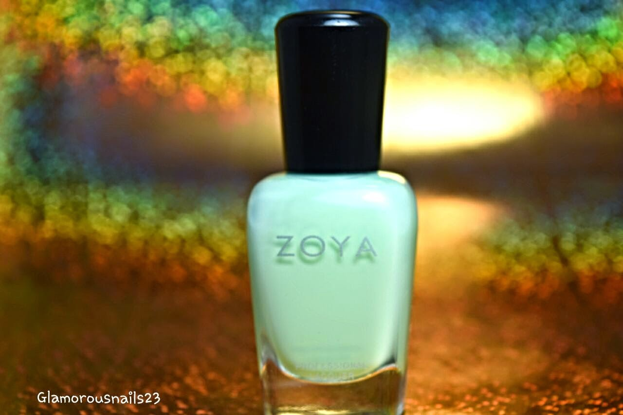 Tiana; Zoya Delight Collection 2015