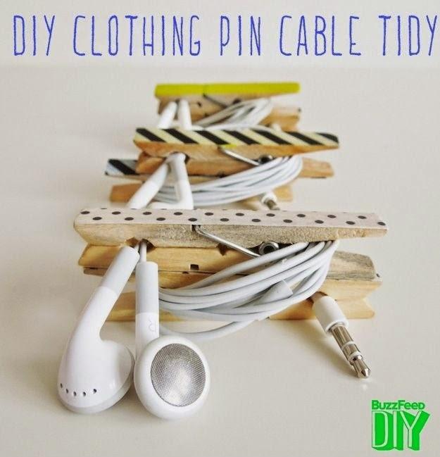 #T30 DIY: Ordena audifonos