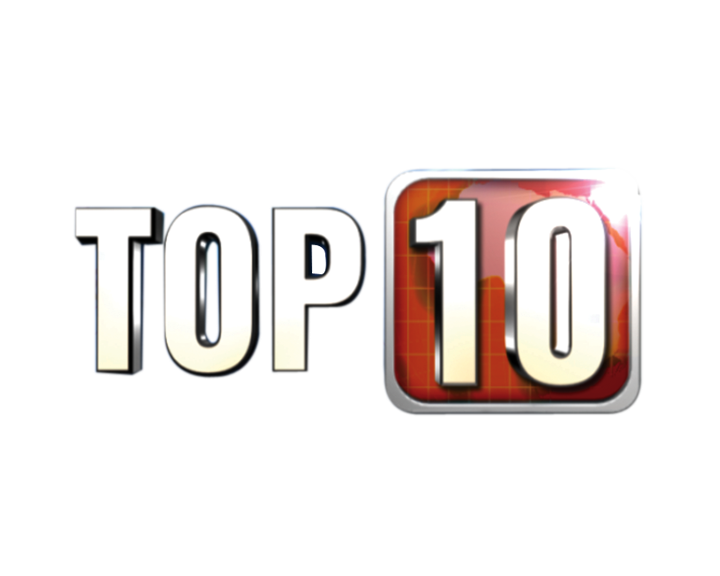 Top 10 - Episode 1072 - April 1, 2014