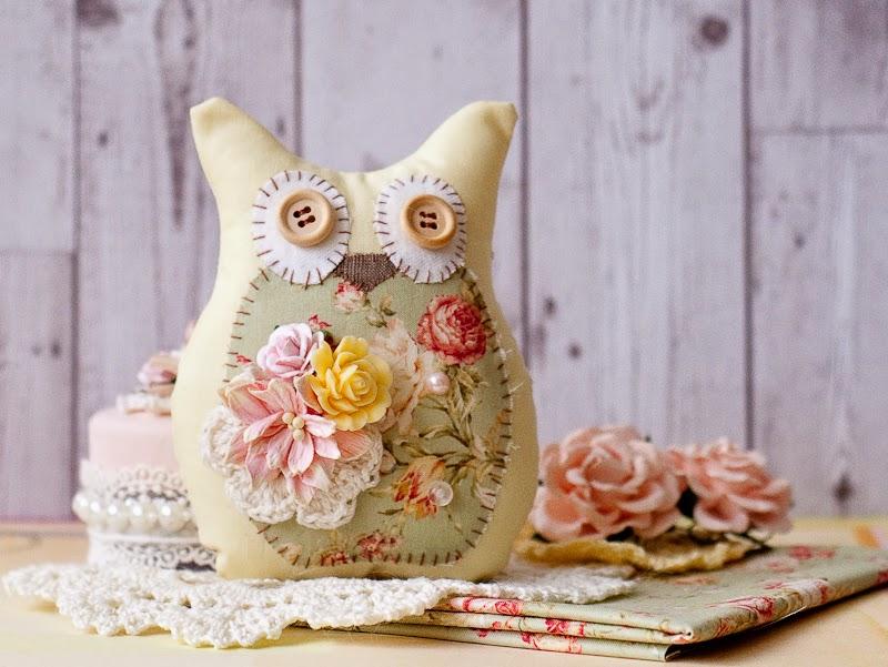 Ручная работа Кокоревой Анны, игрушки ручной работы, handmade