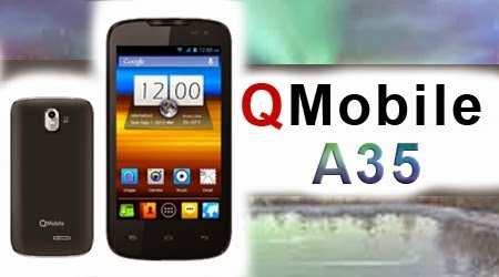 qmobile a35 pattern lock problem