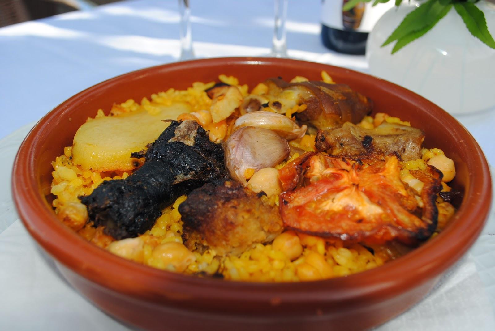 arroz al horno xativa