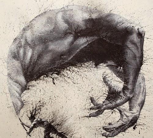 04-Italian-Artist-Paolo-Trilo-Troilo54-Finger-Painting-www-designstack-co